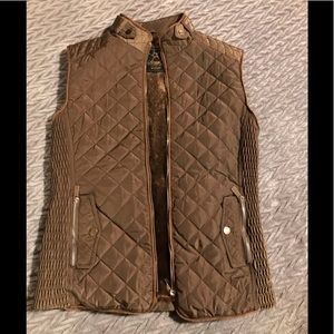Special one by Rock, brown vest, size L